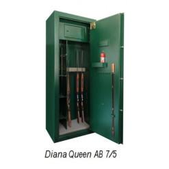 """Diana Queen """"A+B"""" 7/5 fegyverszekrény"""