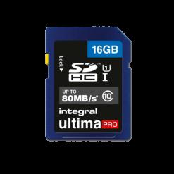 Integral 16GB SD kártya