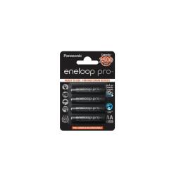 Panasonic Eneloop Pro AA akkumulátor 2500mAh - 4db