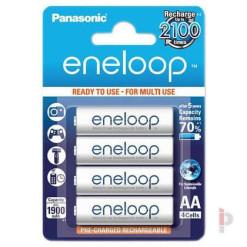 Panasonic Eneloop AA akkumulátor 1900mAh - 4db