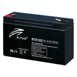 Ritar RT1275 zselés akkumulátor 7,5Ah / 12V