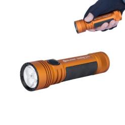 Olight Seeker 2 Pro tölthető zseblámpa - narancs színben