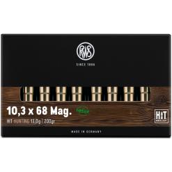RWS HIT 10,3x68Mag 13g 200gr