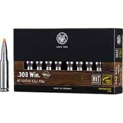 RWS HIT Short Barrel 308Win 9,7g 150gr