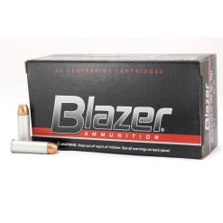 CCI Blazer 38 special FMJ 158 gr