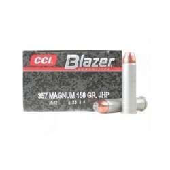 CCI 357Mag Blazer JHP