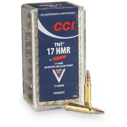 CCI 17 HMR TNT HP 17gr