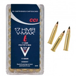 CCI 17 HMR V-MAX 17gr