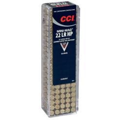 CCI .22 LR MiniMag HP 36gr