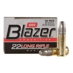 CCI .22 LR CCI Blazer HV 40gr