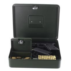 GunBox pisztolytároló kazetta