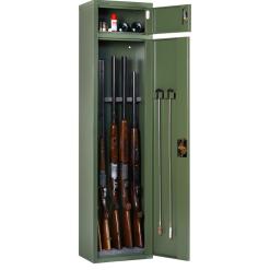 Artemisz® Minőségi fegyverszekrény 5 fegyver