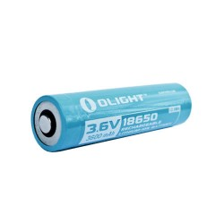 Olight 18650 Lítium-ion akkumulátor 3200mAh S30R lámpához