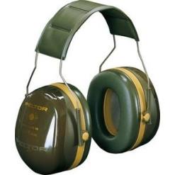 3M PELTOR BULL'S EYE III. hallásvédő fültok (H540A-441-GN)