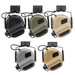 Opsmen Earmor M31 hallásvédő fültok többféle színben