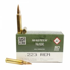 Magtech .223 Remington 55gr FMJ 223A