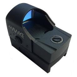 Hawke Reflex Sight 1x25, automata fényerő