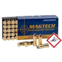 Magtech .44 MAGNUM 240gr SJSP Flat