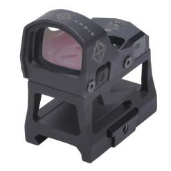 Sightmark Mini Shot M-Spec FMS Red Dot 3MOA, két weaver...