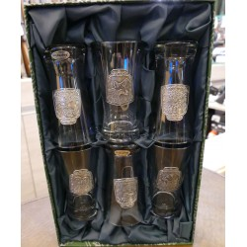 Jagerglass vizes pohárkészlet 200ml
