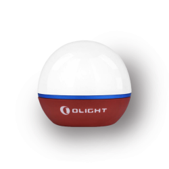 Olight Obulb LED fénygömb, piros