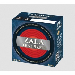Zala Trap-Skeet 12/69 21g sörétes sportlőszer