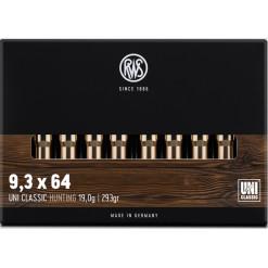 RWS UNI Classic 9,3x64 19g 293gr