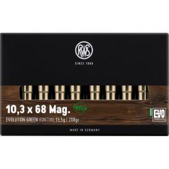 RWS EVO Green 10,3x68Mag 13,5g 208gr