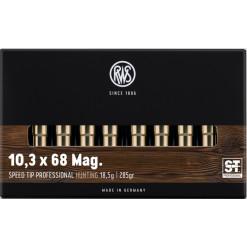 RWS Speed Tip Pro 10,3x68Mag 18,5g 285gr