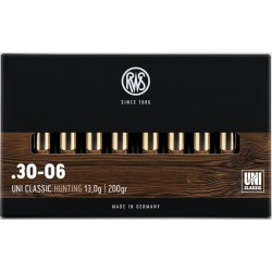 RWS UNI Classic 30-06 13,0g 200gr