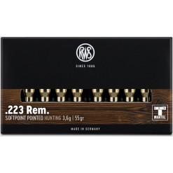 RWS TMS 223Rem 3,6g 55gr