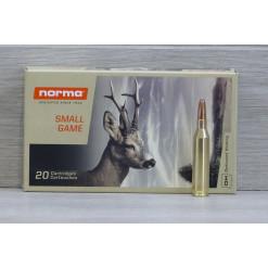 Norma Soft Point 22-250 Rem. 3,4g 53gr