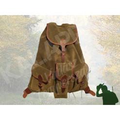 Vadász hátizsák marhabőr H-018-3